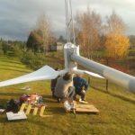 vejo jegaine 10kW vejoFabrikas 1 150x150 - 10kW vėjo jėgainės